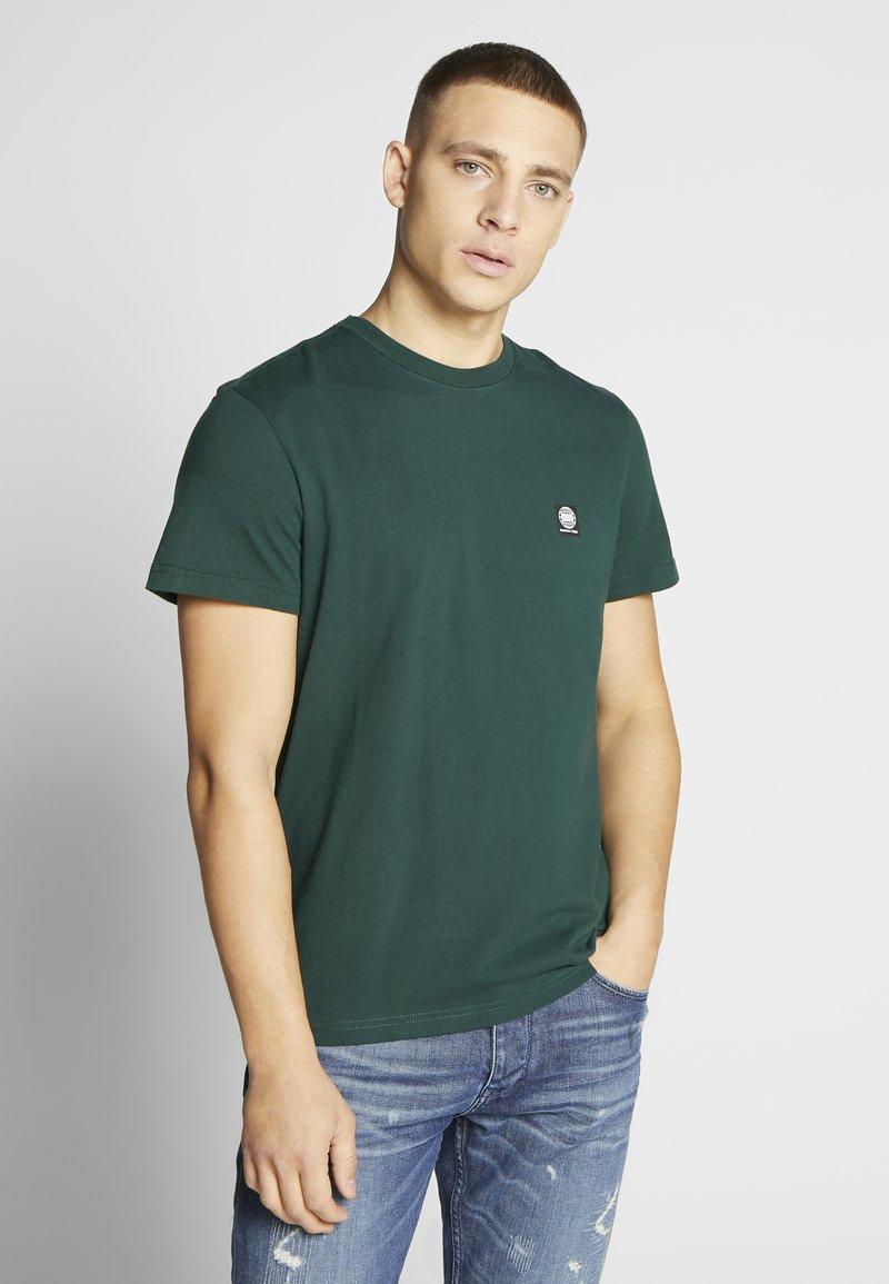 American Eagle - TEE CORE BRAND - Print T-shirt - green
