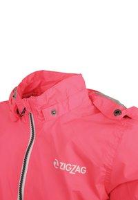 ZIGZAG - DIJON - Outdoor jacket - diva pink - 2