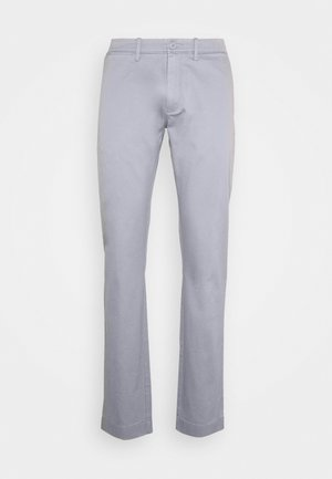 MENS PANTS - Chinos - light slate