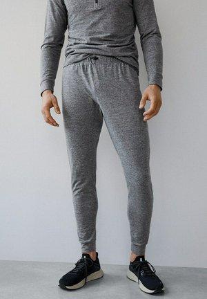 Trainingsbroek - mottled grey