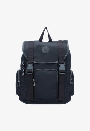 BASIC ELEVATED IZIR  - Tagesrucksack - rich black