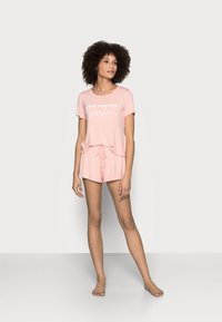 Anna Field - LUCY SHORT SET  - Pyjama - pink - 1
