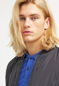 Selected Homme - SLHARO EMBROIDERY - Polo shirt - monaco blue - 3