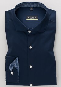 Eterna - SUPER-SLIM - Formal shirt - marine - 5