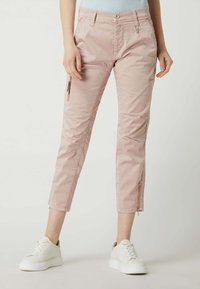 MAC Jeans - STRETCH-ANTEIL MODELL 'RICH' - Relaxed fit jeans - rosé - 0