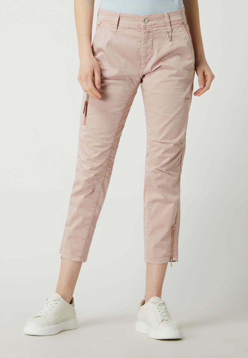 MAC Jeans - STRETCH-ANTEIL MODELL 'RICH' - Relaxed fit jeans - rosé