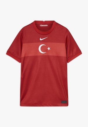 TÜRKEI Y NK BRT STAD SS AW - National team wear - gym red/sport red/white