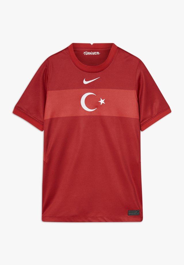 TÜRKEI Y NK BRT STAD SS AW - National team wear - gym red/sport red/white