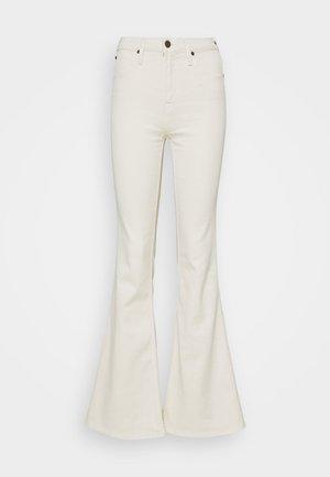 BREESE - Flared Jeans - ecru