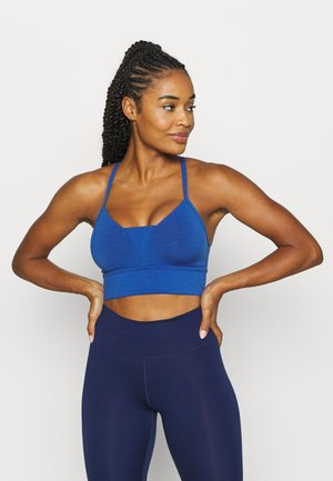 SUPER SCULPT BRA - Sports bra - blue quartz