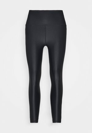 HIGH SHINE 7/8 WORKOUT - Legging - black
