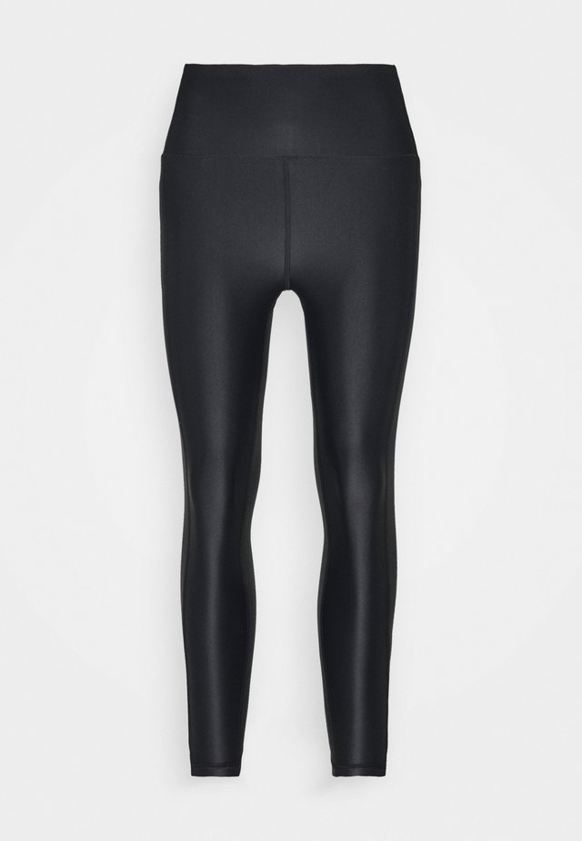 HIGH SHINE 7/8 WORKOUT - Tights - black