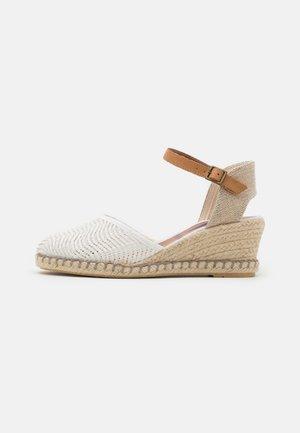 MALENA - Loafers - blanco