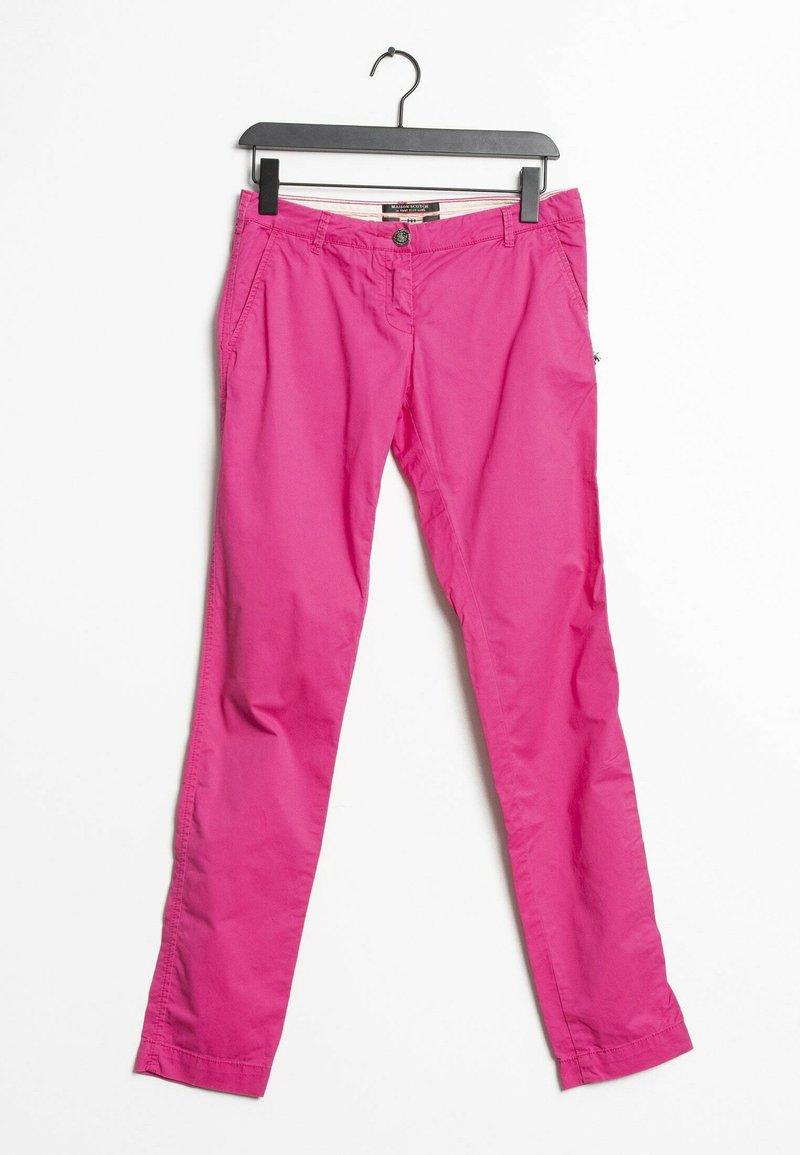 Maison Scotch - Trousers - pink