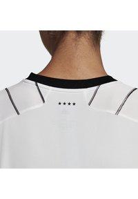adidas Performance - DEUTSCHLAND DFB HEIMTRIKOT - Club wear - white - 3