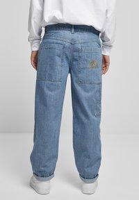 Southpole - SOUTHPOLE  - Jeans straight leg - retro midblue - 2