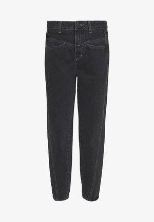 PEDAL TWIST - Straight leg jeans - dark grey