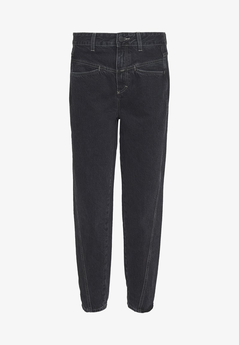 CLOSED - PEDAL TWIST - Straight leg jeans - dark grey
