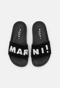 Marni - Slippers - black - 3