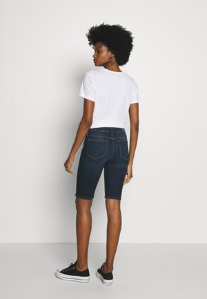 VENICE SLIM BERMUDA  - Denim shorts - absolute blue