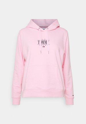TJW REG ESSENTIAL LOGO - Hoodie - romantic pink