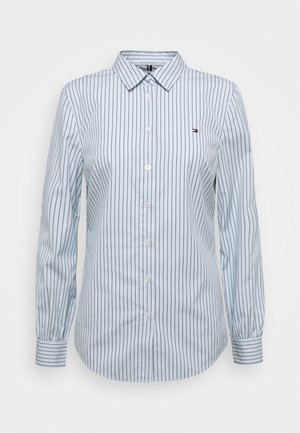 ALEXIS REGULAR - Button-down blouse - isabella/breezy blue