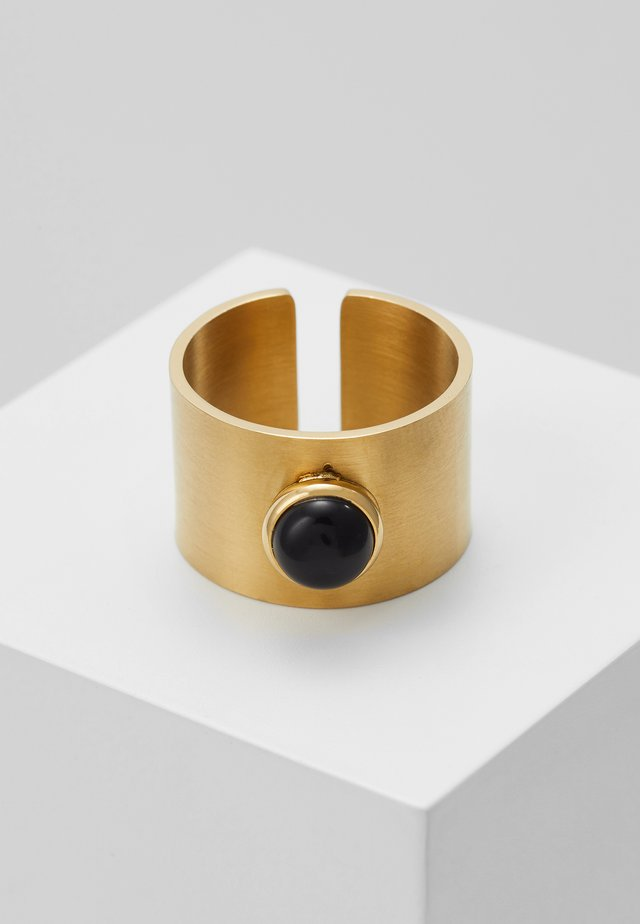 Ringar - gold-coloured/black