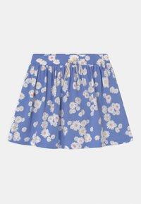 OshKosh - SCOOTER SKIRT - Mini skirt - blue - 0