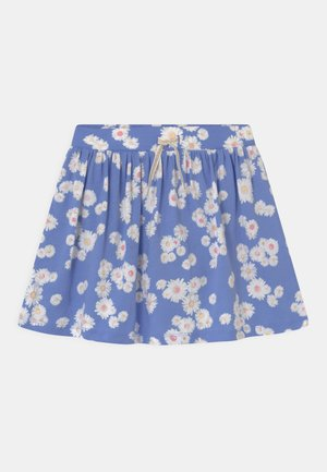 SCOOTER SKIRT - Minisukně - blue