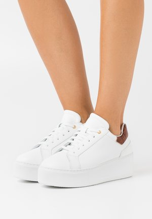 ELDEN - Sneakers laag - white