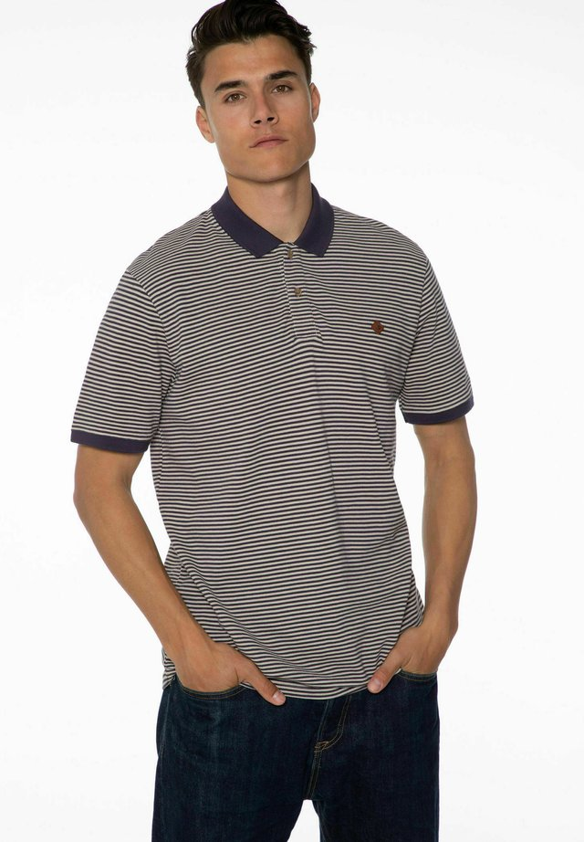 HUSH - Polo - oxford blue