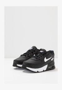 Nike Sportswear - Air Max 90  - Trainers - black/white - 2
