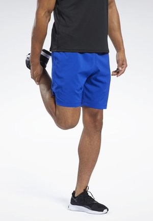 WORKOUT READY SHORTS - Sports shorts - blue
