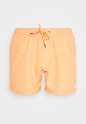 HESTER SWIM - Swimming shorts - orange