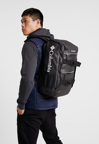 Columbia - STREET ELITE™ 25L BACKPACK - Vandrerygsække - shark - 1