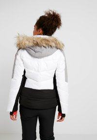 Icepeak - ELECTRA - Kurtka snowboardowa - optic white - 2