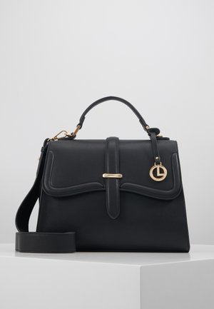 FIEKE - Handbag - black