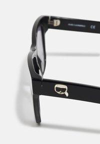 KARL LAGERFELD - UNISEX - Sunglasses - black - 3