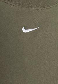 Nike Sportswear - T-shirt basique - cargo khaki/white - 6