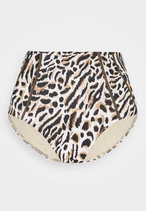 PROWESS HIGH WAIST - Bikini bottoms - multi-coloured