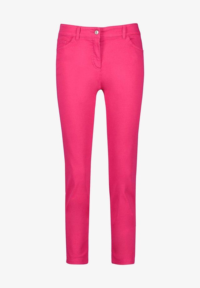 Jeans Slim Fit - rasberry