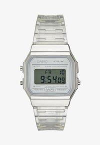 Casio - SKELETON - Digitální hodinky - clear - 0