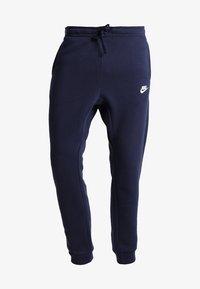 Nike Sportswear - CLUB JOGGER - Tracksuit bottoms - blue - 5