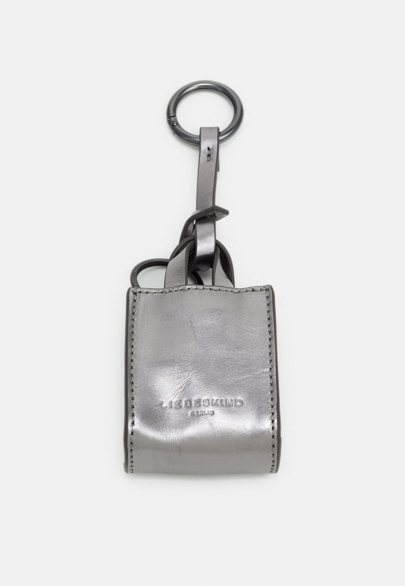 Liebeskind Berlin - KEYRING - Key holder - silver lead