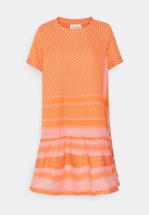 DRESS - Denní šaty - flush