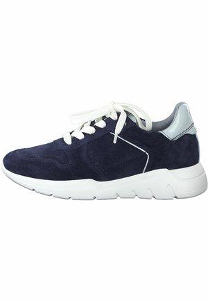 Sneakers laag - navy comb