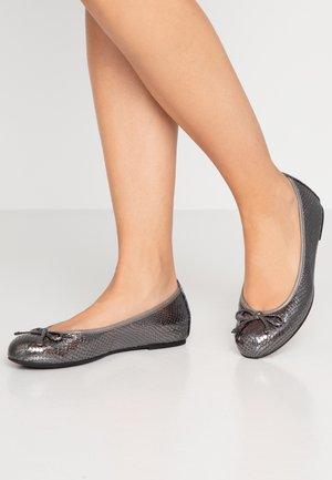 ACOR - Ballet pumps - antracita