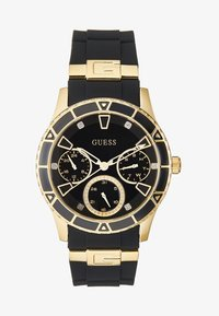 Guess - LADIES SPORT - Watch - black/gold - 1