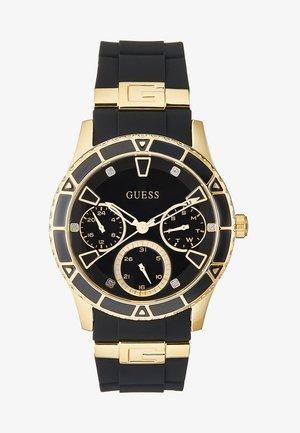 LADIES SPORT - Watch - black/gold