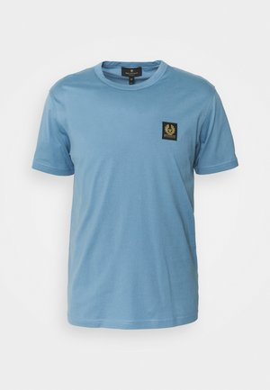 SHORT SLEEVED - Basic T-shirt - airforce blue
